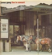 LP - James Gang - Live In Concert