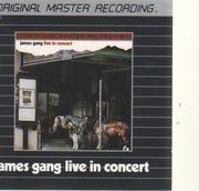 CD - James Gang - Live In Concert - MFSL Original Master Recording