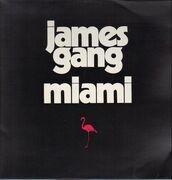 LP - James Gang - Miami - Trade Sample, + Insert