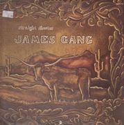 LP - James Gang - Straight Shooter - Embossed Cover