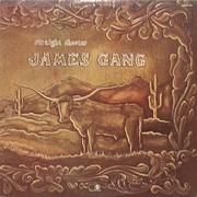 LP - James Gang - Straight Shooter - Embossed