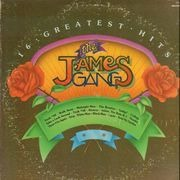 Double LP - James Gang - 16 Greatest Hits