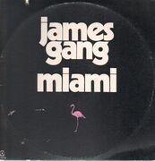 LP - James Gang - Miami