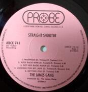 LP - James Gang - Straight Shooter