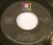 7inch Vinyl Single - James Gang - Walk Away