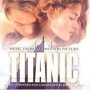 CD - James Horner - Titanic