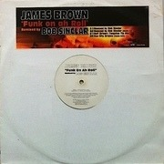 12inch Vinyl Single - James Brown - Funk On Ah Roll