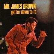 LP - James Brown - Gettin' Down To It
