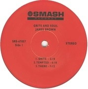 LP - James Brown - Grits & Soul