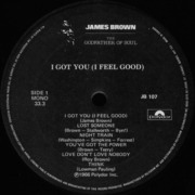 LP - James Brown - I Got You (I Feel Good)