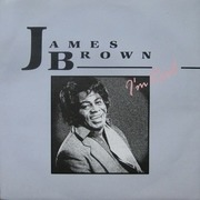 7inch Vinyl Single - James Brown - I'm Real