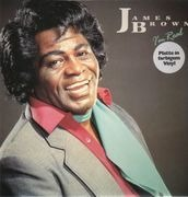 LP - James Brown - I'm Real - white vinyl