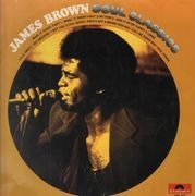 LP - James Brown - James Brown Soul Classics