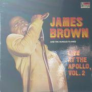 LP - James Brown - Live At The Apollo, Vol. 2