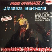 LP - James Brown - Pure Dynamite! Live At The Royal - Gatefold