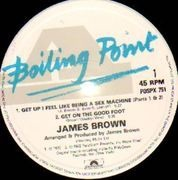 EP - James Brown - Sex Machine