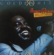 Double LP - James Brown - Solid Gold