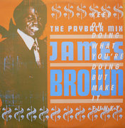 12inch Vinyl Single - James Brown - The Payback Mix (Keep On Doing What You're Doing But Make It Funky)