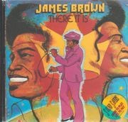CD - James Brown - There It Is