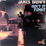LP - James Brown And The James Brown Band - Ain't It Funky