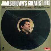 LP - James Brown & The Famous Flames - James Brown's Greatest Hits