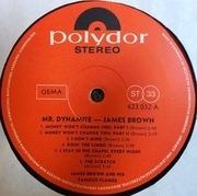 LP - James Brown & The Famous Flames - Mr. Dynamite