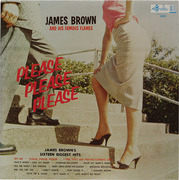 LP - James Brown & The Famous Flames - Please, Please, Please