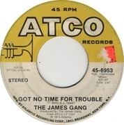 7inch Vinyl Single - James Gang - Must Be Love