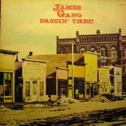 LP - James Gang - Passin' Thru - Promotional Copy