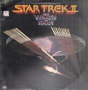 LP - James Horner - Star Trek II: The Wrath Of Khan - still sealed