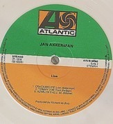 LP - Jan Akkerman - Live - White