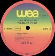 LP - Jan Akkerman - Pleasure Point
