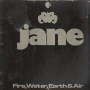 LP - Jane - Fire, Water, Earth & Air - Green Brain