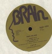 LP - Jane - Here We Are - green brain/metronome