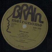 LP - Jane - Here We Are - green brain/metronome