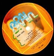 LP - Jane - III - ORANGE BRAIN