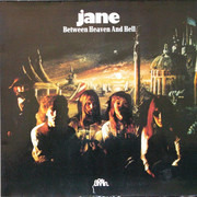 LP - Jane - Between Heaven And Hell - Gatefold Cover + Yellow brain labels