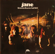 LP - Jane - Between Heaven And Hell - Gatefold Cover