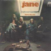 LP - Jane - Here We Are - GREEN BRAIN