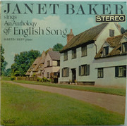 LP - Janet Baker - An Anthology Of English Song
