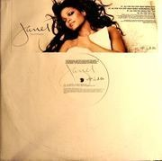 12inch Vinyl Single - Janet Jackson - All For You