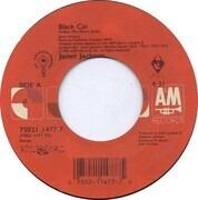 7inch Vinyl Single - Janet Jackson - Black Cat