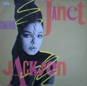 12inch Vinyl Single - Janet Jackson - Control