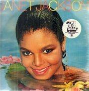 LP - Janet Jackson - Janet Jackson - Still sealed