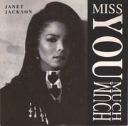 12inch Vinyl Single - Janet Jackson - Miss You Much