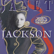 12inch Vinyl Single - Janet Jackson - When I Think Of You