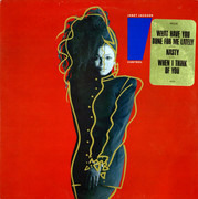 LP - Janet Jackson - Control