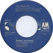 7inch Vinyl Single - Janet Jackson - Miss You Much