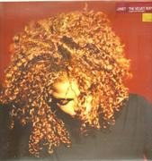 Double LP - Janet - The Velvet Rope