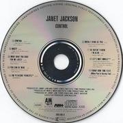 CD - Janet Jackson - Control